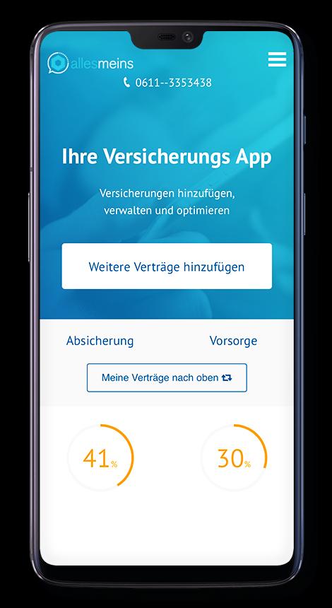 Finanz App allesmeins