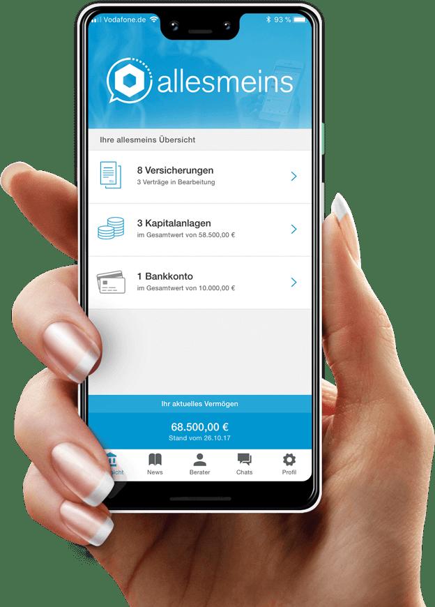 Service App allesmeins